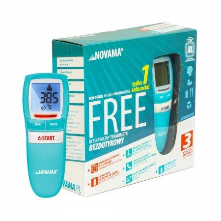 NOVAMA FREE aquamarine