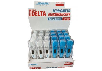 NOVAMA White Delta /display 24 szt